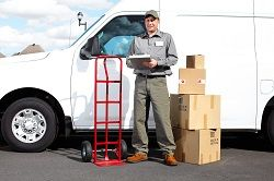 Moving Van Company in Enfield